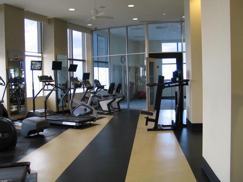 Exercise rooms lobbies u viatv tv
